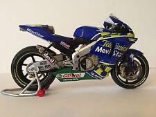 Ryuichi Kiyonari Hand Signed Honda 2003 MotoGP 1:12 Minichamps Diecast Model.