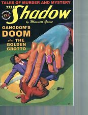 "Shadow #101 ""Gangdom's Doom"" & ""Golden Grotto"" Maxwell Grant PB Sanctum 2015"