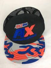 Amsoil Mesh Trucker Hat Camo Arenacross Racing Motocross Motorcycle Adjustable