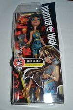 MONSTER HIGH GHOUL'S BEAST PET CLEO DE NILE DAUGHTER OF THE MUMMY