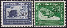 === DR Drittes Reich Mi. 669-670 **, Kat. 55€ ===