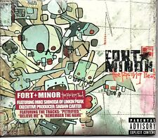 FORT MINOR - The Rising Tied CD 2005 Digipack Linkin Park (nuovo)