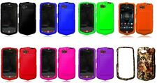 Hard Snap On Protector  Cover Phone Case for Casio G'zOne Commando 4G LTE C811