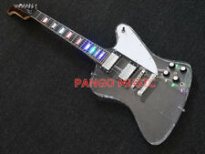 Pango Acrylic Body Firebird Electric guitar with LED light (PAG-001)