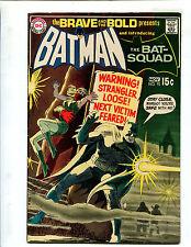 BRAVE AND THE BOLD #92 BATMAN & THE BATSQUAD! (7.0) 1970
