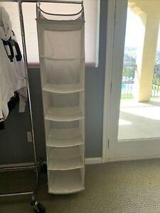 neatfreak! 6 Shelf Closet Organizer --LOT OF 2