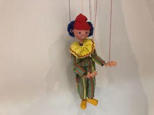 Vintage Marionette Puppet