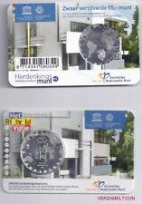 "NEDERLAND 5 EURO  2013: ""HET RIETVELD VIJFJE"" IN COINCARD"