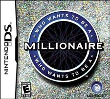 Who Wants to be a Millionaire? NDS New Nintendo DS