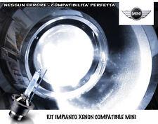 """KIT IMPIANTO XENON H7 BIANCO GHIACCIO """"MINI ONE R50"""" (2001-2006) NO SPIA ERRORE"""