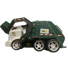 Matchbox WM Waste Management Garbage Truck w/ Sounds Tested & Working 2005 HTF