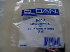 SLOAN B-50-A Handle Repair Kit for B-32-A Handle Assembly