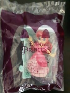 McDonald's Happy Meal Toy Disney Princess Ariel #5