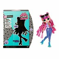 LOL Surprise Series 3 O.M.G. Roller Chick Fashion Doll New in Hand