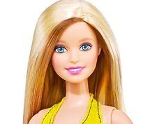 Barbie Long Hair Doll, Blonde