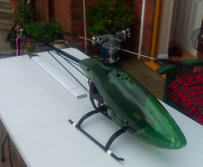 Mini Copter Acrobat 700 Size RC Helicopter