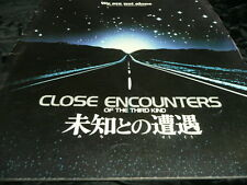 Close Encounters of the Third Kind Steven Spielberg Columbia Perfect gift! Used