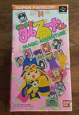 TARURUUTU-KUN MAGIC ADVENTURE *Super Famicom NTSC Jap Game* Complet Bon etat