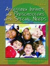 Assessing Infants and Preschoolers with Special Needs (3rd Edition, 2003) Book