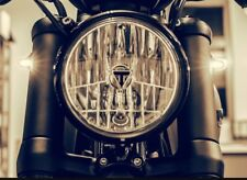 Wunderkind Classic 41MM Fork Tube Covers with LED Turn Signals - Triumph Bobber