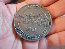 2010 Metro Dash Houston TX Heroes Military Police & Fire Dept Challenge Coin #4