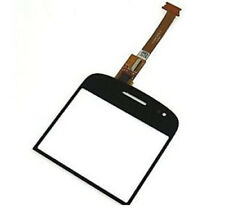 Top Front Touch Screen Digitizer Panel Lens For BlackBerry Bold Touch 9900 Black
