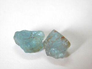 Aquamarine slices rough  Transparent clean Aquamarine rough  Natural Aquamarine  Aquamarine slices  Aquamarine rough lot  Aquamarine