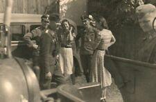 Foto, RAD 2/233 Suhl dann I.Flak 3, Maiden in der Stellung, Polen 1939 (N)21095