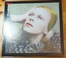 Mega Rare David Hunky Dory RPL2101 Japan Import LP 9 Track MINT/NM SLV:NM