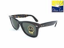 RAY BAN WAYFARER 2140 902 AVANA Sunglass Sonnenbrille Sole Lunettes occhiali