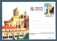 SPAIN - SPAGNA - 1988 - Cart. Post. - Statua dell'imperatore Augusto. E3403