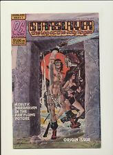 Starslayer #1! Pacific Comics 1982! Dave Stevens Rocketeer Ad! SEE PICS AND SCAN