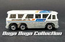 Hot Wheels Vintage 1979 Grey Hound Bus Hong Kong Blackwall
