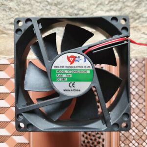 1PC Yingtian YTD248025S000 Axial fiow 8025 8CM 24V cooling fan