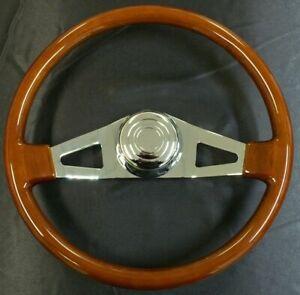 2-Spoke steering wheel  Kenworth,Westernstar,Freightliner,Mack,Eagle