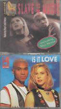 Twenty 4 Seven 2 Maxi CD Set Slave To The Music - Gut und Is It Love - Sehr gut