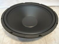 "NEW 15"" Subwoofer Replacement Speaker.8ohm.Woofer.Bass.DJ.PA.Home Pro Audio.15in"