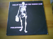 PHILIP BOA & THE VOODOO CLUB Philistrines UK LP 1986