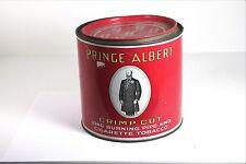 Vintage Prince Albert Crimp Cut Pipe & Cigarette Tobacco 14 OZ. Tin Can