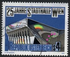 AUSTRIA SG1967 1983 VIENNA CITY HALL FINE USED