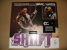 Isaac Hayes Shaft Soundtrack 2 LP Vinyl 2016 New And Sealed