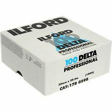 Ilford Delta 100 30mtr roll 100iso