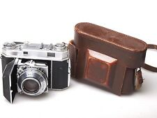 Kodak Retina IIa + Schneider Retina-Xenon 2 / 50