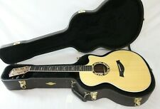 Taylor 814-CE-L30 30th Anniversary Acoustic Cutaway Guitar, Natural Finish, OHSC