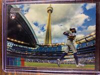 BO BICHETTE 2020 TOPPS STADIUM CLUB RC ROOKIE CARD #112 TORONTO BLUE JAYS MLB