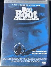 Dvd Das Boot widescreen Director's Cut
