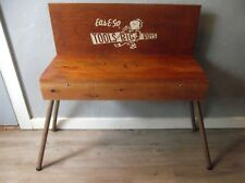 Vintage Wooden Eas-E-Go Tools for Big Boys Work Bench with Removable Legs