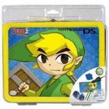Nintendo DS Lite Starter Kit Lunchbox Tin- Zelda NIB