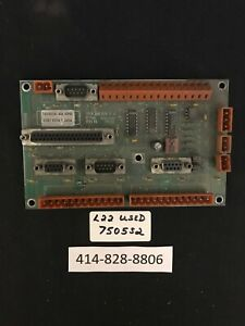 LECTRA 750552used   Board, 22652 head ICB VTF25 (L22USED)