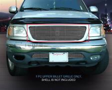 99-03 Ford F-150 99-02 Expedition Billet Grille Grill Insert Fedar